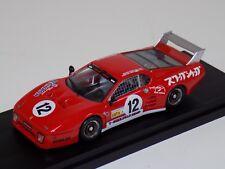 1/43 Best Model Ferrari 512 BB LM Car #61 from 1982 Fuji  #9324