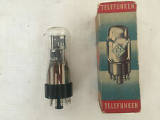 Telefunken EZ12 vacuum tubes. Brand New. in packaging box. NOS. Vintage.
