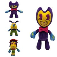New Bendy and The Ink Machine Soft Plush Toys Cute Doll Cuddly Kids Gifts Toy