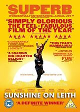 SUNSHINE ON LEITH       BRAND NEW SEALED GENUINE  UK DVD