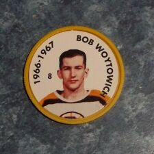 Bob Woytowich Parkhurst Coin 1966-67 issued 1995-96 # 8 group 2