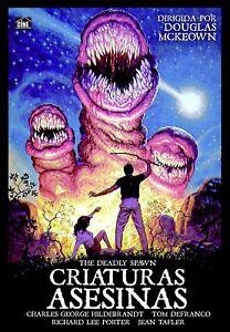 CRIATURAS ASESINAS - THE DEADLY SPAWN