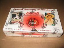 Coca Cola Coke 1996 Sprint Retail Phone Cards Box