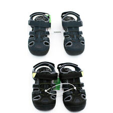 New Sonoma Agion Little Boys Summer Sandals Size 12 Gray Navy