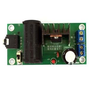 20KV ZVS Tesla Coil Booster Driver Board Music High Voltage Generator Kit DIY M