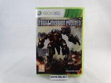 FRONT MISSION EVOLVED MICROSOFT XBOX 360 PAL ITA ITALIANO COMPLETO ORIGINALE