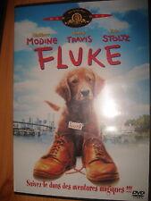 FLUKE DVD le Chien avec MATTHEW MODINE NANCY TRAVIS ERIC STOLZ