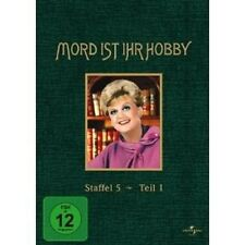 MORD IST IHR HOBBY SEASON 5.1 3 DVD NEUWARWE