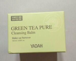 Yadah Green Tea Pure Cleansing Balm 100ml EXP 2021.06.05
