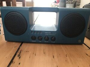 Vintage Realistic Stereo Portiplay 8 Track Player Boombox Collectible 14-918