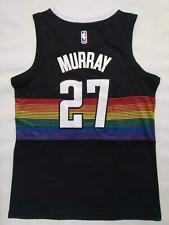 Denver Nuggets #27 Murray Jersey Black