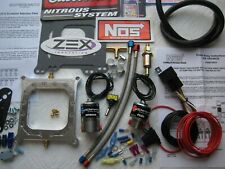 The Enforcer New Hbrzex Holley 4150 Perimeter Pro Nitrous Plate Kit 50 250hp