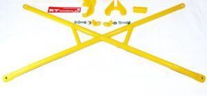 X-Bar  Bar Rear Crossbar 88-91 Honda Civic CR-X EF JDM SI