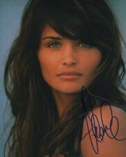 Helena Christiansen Autographed 8x10 Photo Supermodel Victoria Secret Angel COA