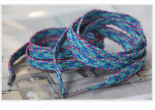 Flat Athletic Shoelaces Mixed Pattern