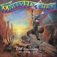 25th Anniversary-Best Of Re-Recorded von Molly Hatchet (2003)