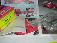 Tameo Kits 1:43 KIT TMK 328 Ferrari F2003-GA Press Version 2003 NEW