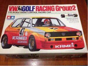 Tamiya vintage rc 58025 Golf group 2 rc 1/12
