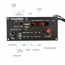 Square Dance Stereo Bluetooth Amplifier Board Connect With The Speaker Audio New