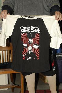 Cheap Trick 3/4 Jersey sleeve t shirt Med adult power pop Robin Zander target