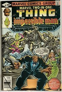 Marvel Two-In-One Vol.1 #60 (1974 Marvel) Impossible Man