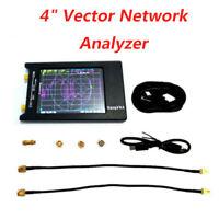 """50-1.5GHz Vector Network Analyzer NanoVNA 4"""" LCD Display For Antenna NanoVNA-H4"""