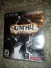 Silent Hill: Downpour (Sony PlayStation 3, 2012) *****LN*****NO MANUAL*****