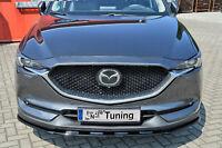 Sonderaktion Spoilerschwert Frontspoiler Cuplippe aus ABS für Mazda CX-5 KF