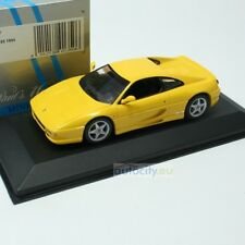 MINICHAMPS FERRARI F355 BERLINETTA YELLOW 430074020
