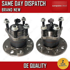VAUXHALL ASTRA H Mk 5 REAR WHEEL BEARING KIT PAIR (x2) + HUB 2004>ON 5STUD W/ABS