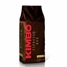 Kimbo Extra Cream Coffee Beans 1kg - TRACKED SERVICE -