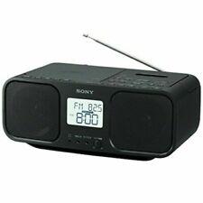 SONY CD Radio Cassette Recorder CFD-S401 BLACK JAPAN