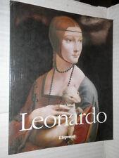 LEONARDO DA VINCI 1452 1519 Frank Zollner L Espresso 2002 libro arte saggistica
