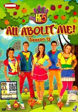 DVD Hi-5 :ALL ABOUT ME * 5 EPISODES COMPLETE * SEA.13 Original Australia Series
