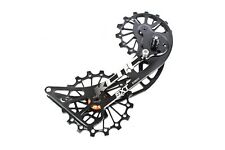KCNC SXT MTB Bicycle Bike Oversized Pulley Cage for Shimano M9000/M8000 Black
