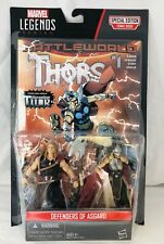New Marvel Legends Thors #1 Defenders of Asgard Odinson Thor Comic Figures