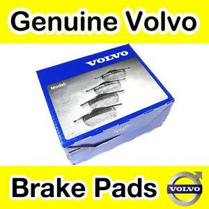 Genuine Volvo S80 (-06) Rear Brake Pads