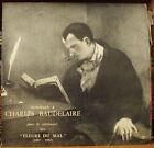 BAUDELAIRE LES FLEURS DU MAL/ROLLIN/MAILLARD-VERGER/DOUBLIER FRENCH LP