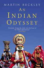 An Indian Odyssey, Buckley, Martin, New Book
