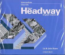 Oxford NEW HEADWAY Intermediate English Course CLASS AUDIO CD's @NEW@