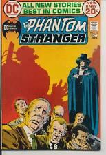 Phantom Stranger #21 (1972) Very Fine Plus VF+ (8.5) DC Comics