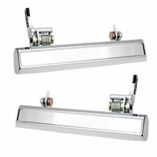 NEW Outside Door Handle Set Left & Right CHROME for 1970-1981 CAMARO FIREBIRD
