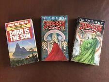 Philip Jose Farmer 3 Book Bundle