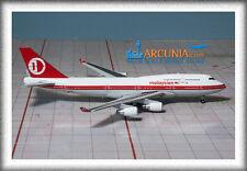 "BigBird 1:400 Malaysia Airlines Boeing 747-400 ""Retro - 9M-MPP"" BB4-2016-002"