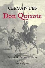 Hackett Classics: Don Quixote by James H. Montgomery and Miguel de Cervantes (20