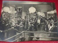 Fund Germaine Roger Vintage Photo 30x24 Ca 1930 Operetta Cinema Superb