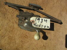 1933-1935 Hudson windshield vent cranking mechanism