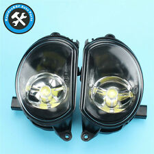 Fit For Audi A3 Q7 & NEW 1 Set of Front Bumper LED Foglights Lamps L+R Sides H7