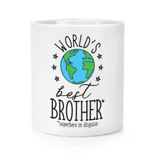 World's Best frère maquillage pinceau crayon Pot-Drôle Cadeau