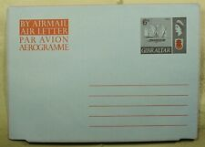 Dr Who Gibraltar Unused Aerogramme Stationery C196965